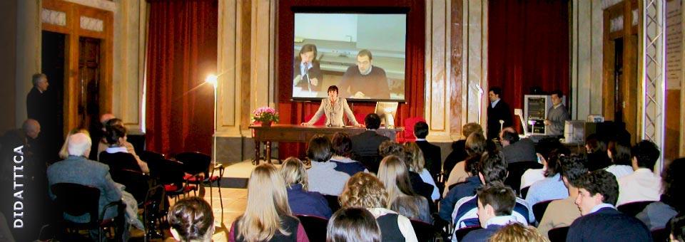 Sale riunioni - aule didattiche - Videoconferenza