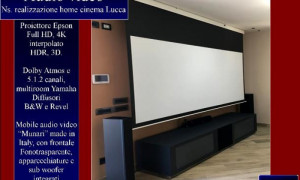 Home Cinema Lucca by Bensotech