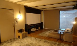 Home cinema installazione ultimata