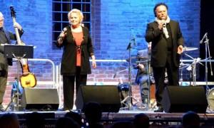 Katia Ricciarelli e il tenore Francesco Zingariello