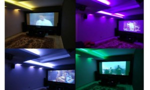Saletta home cinema ad Asti
