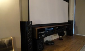Audio video furniture