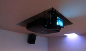 Videoproiettore full hd 3d Panasonic con lente Prismasonic