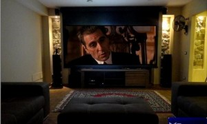Sala Home Cinema in Firenze Bensotech
