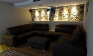Sala Home cinema Firenze Bensotech