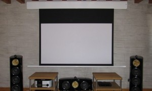 Sala home cinema 21:9 Venezia