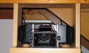 Videoproiettore JVC X500