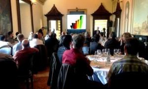 audio video business presentation
