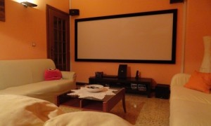 Home cinema 21:9