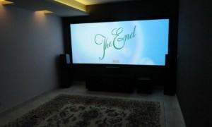 Sala home cinema full hd 3d