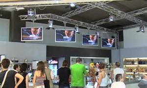 Audio Video per la pubblicità