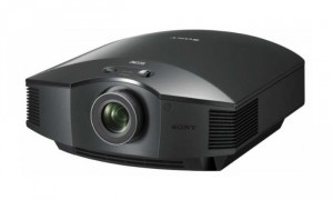 VPL-HW50ES Full HD 3D Home Cinema Projector