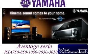 Yamaha Aventage Dolby Atmos