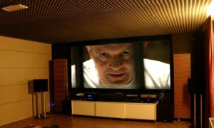 Sala Cinema in casa