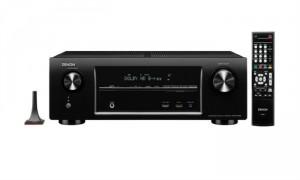 Denon nuova serie AVR X