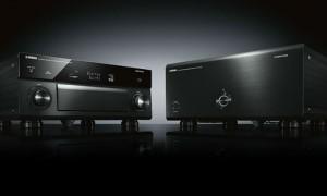 Pre-amplificatore e amplificatore di potenza Yamaha Aventage