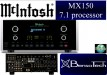 Mc Intosh MX150