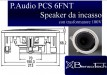 P.Audio PCS BT6FNT