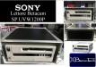 Sony SP UVW1200P