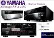Yamaha RXA1080 Aventage