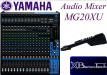 Yamaha MG20XU audio mixer
